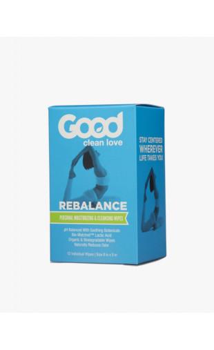 Rebalance Wipes