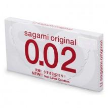 Sagami non-latex condoms
