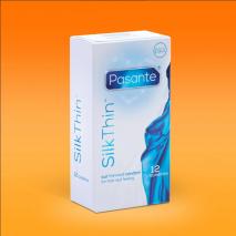 Pasante Thin Condoms