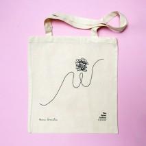 Tote Bag by The Vulva Gallery x Emma Cornelia
