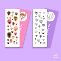 Bookmark by The Vulva Gallery