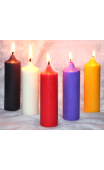 Sensual Wax Play Candles by DominixWaxPlay