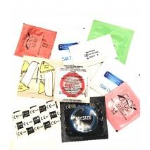 Mixed Condom-Sampler