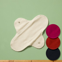 Washable Pantyliner with Wings